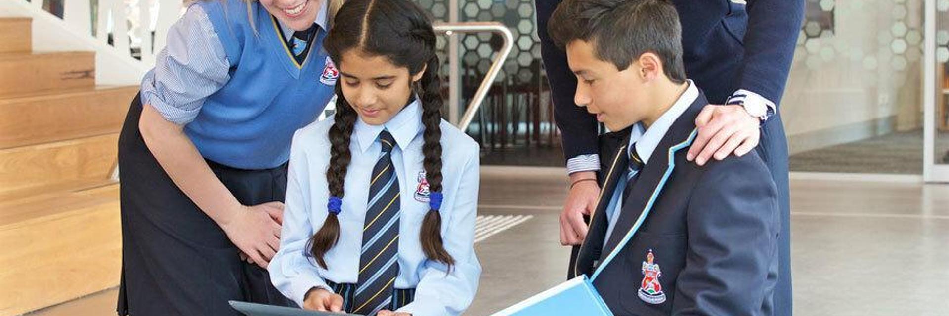 Canberra Grammar School  banner image
